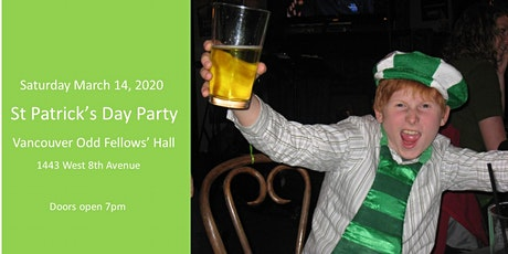 Odd Fellows St Patrick's Party tickets