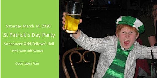 Odd Fellows St Patrick's Party