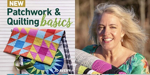 How to write a quilt book- An evening with Jo Avery