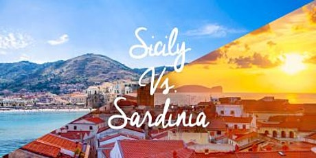 Island Wines: Exploring Sicily & Sardinia tickets