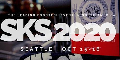 Smart Kitchen Summit 2020 tickets