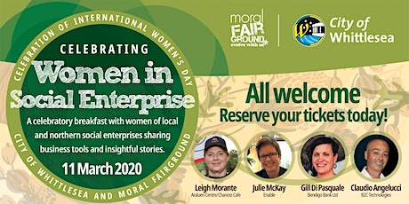 International Women's Day Breakfast/ Celebrating Women in Social Enterprise tickets