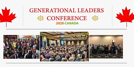 Generational Leaders 2020 tickets