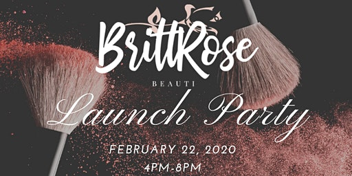 BrittRose Beauti Lip & Sip Launch Party