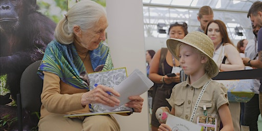 Environmental Film Festival: JANE GOODALL: THE HOPE (CLOSING NIGHT EVENT)