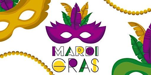 Sazerac Sunday - Mardi Gras edition
