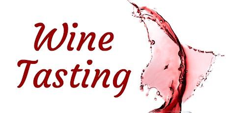 Wine Tasting Night tickets