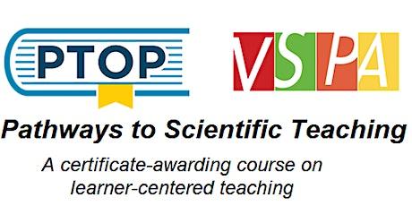 Pathways to Scientific Teaching tickets