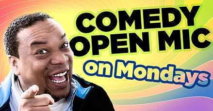 the Milk Bar Monday Night Open Mic featuring Tony Sparks tickets