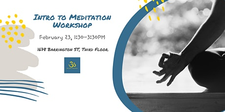 Introduction to Meditation - February 23 tickets