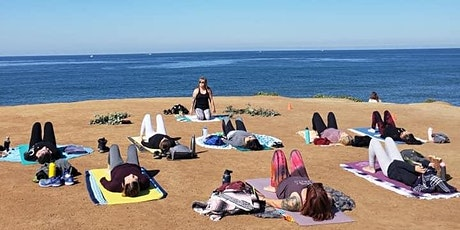 Sunday Morning ocean View Vinyasa Flow tickets