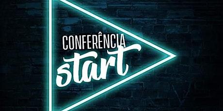 Conferência Start ingressos