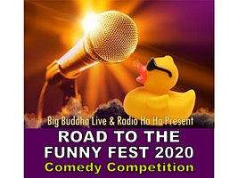 Comedians! Register for Funny Fest Comedy Competition at Neck Of The Woods!