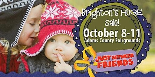 FREE ADMISSION! JBF Broomfield/Brighton Fall 2020
