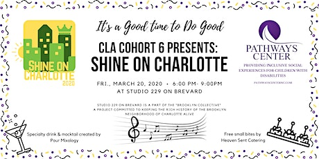 "First ever ""Shine On Charlotte"" Party-- All Welcome! tickets"
