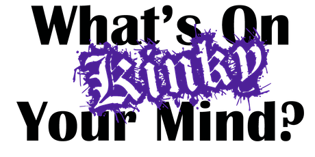 TW! Promo Event:  What's on Your Kinky Mind book club- online tickets