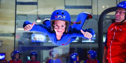 Autism Ontario Durham - iFLY Indoor Skydiving