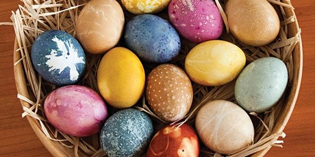 Egg Decorating with Natural Dyes! tickets