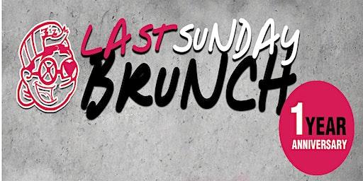 The Last Sunday Brunch - 1 YEAR ANNIVERSARY