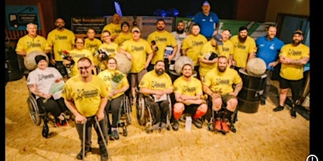 Britains Disabled Strongman competition 2020 tickets