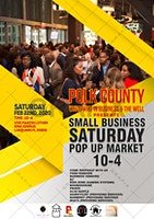 Small Business Saturday PopUp Market