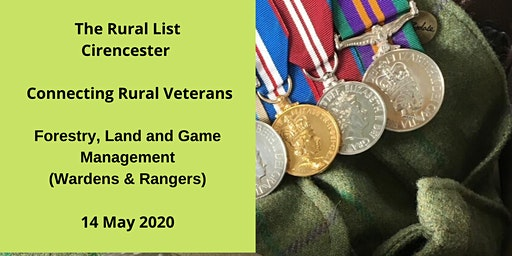 THE RURAL LIST - Connecting Rural Veterans - Wardens and Rangers