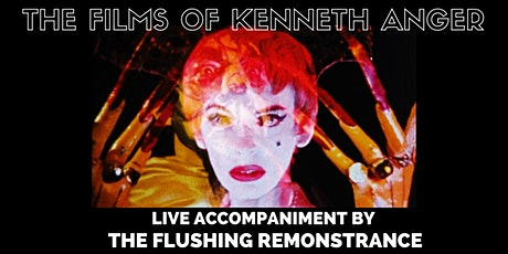 The Films of Kenneth Anger with live accompaniment + Theophobia tickets