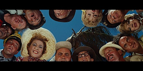 It's a Mad, Mad, Mad, Mad World on the big screen tickets