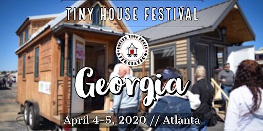 Georgia Tiny House Festival 2020