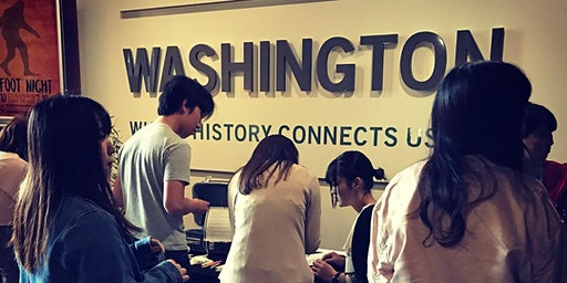 History Museum Volunteer Orientation - March 14