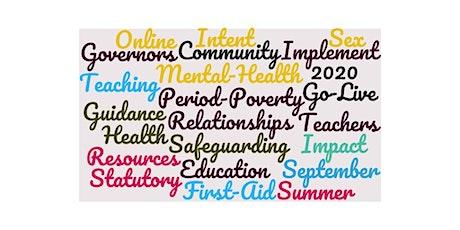 RSHE Summer Term Update & Networking Event Suffolk Primaries (North) tickets