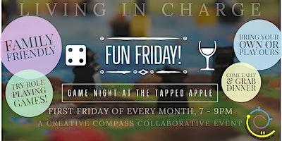 Fun Friday! Game Night!