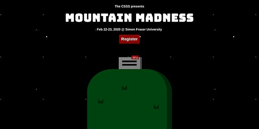 Mountain Madness 2020