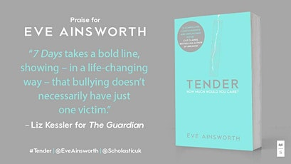 Eve Ainsworth - Author Workshop tickets