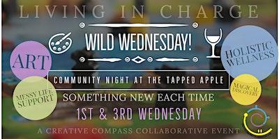 Wine & Wild Wednesday!