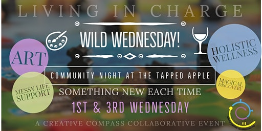 Wine & Wild Wednesday!