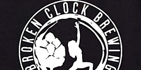 Yoga at Broken Clock Brewery tickets