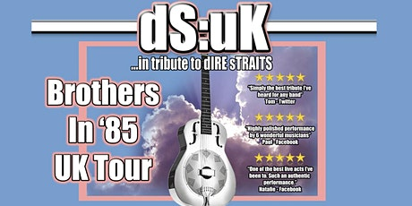 DS:UK - Brothers in 85 - The Alexander Centre tickets