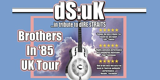 DS:UK - Brothers in 85 - The Alexander Centre