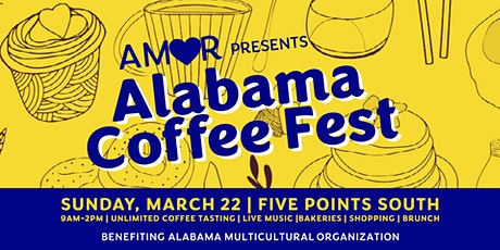 Alabama Coffee Fest at Five Points South tickets