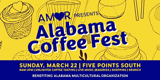Alabama Coffee Fest at Five Points South