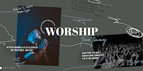 Worship Team Training tickets