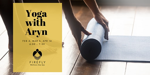 Core Four & Restore Yoga with Aryn
