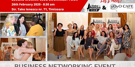 GLOBAL WOMAN CLUB BUCHAREST: ROMANIA TOUR - TIMISOARA tickets