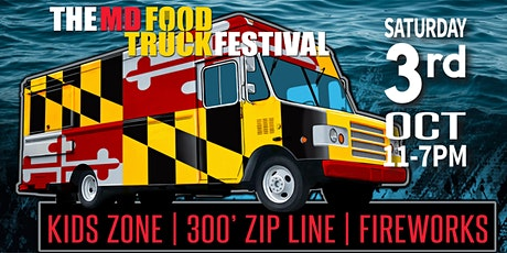 Maryland Food Truck Festival at Herrington Harbour North 2020 tickets