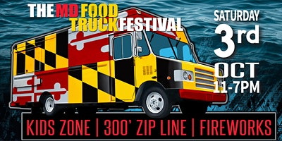 Maryland Food Truck Festival at Herrington Harbour North 2020