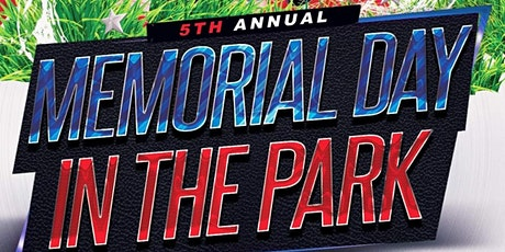 Memorial Day In The Park tickets
