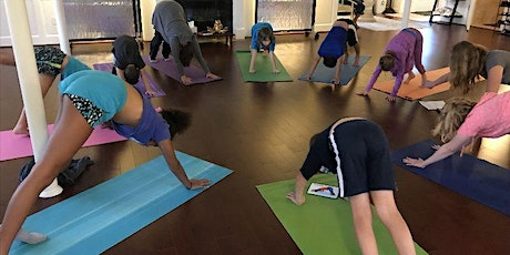 Free Parent and Me  and Kids Yoga at Wellsview Cottage Annapolis, Maryland tickets