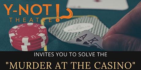 Murder at the Casino tickets