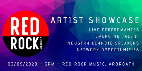 Red Rock Records Artist Showcase tickets